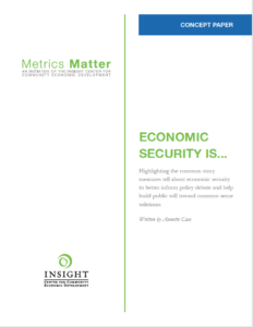 CONCEPT PAPER: Economic Security Is…