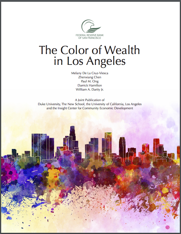 The Color Of Wealth In Los Angeles Insight